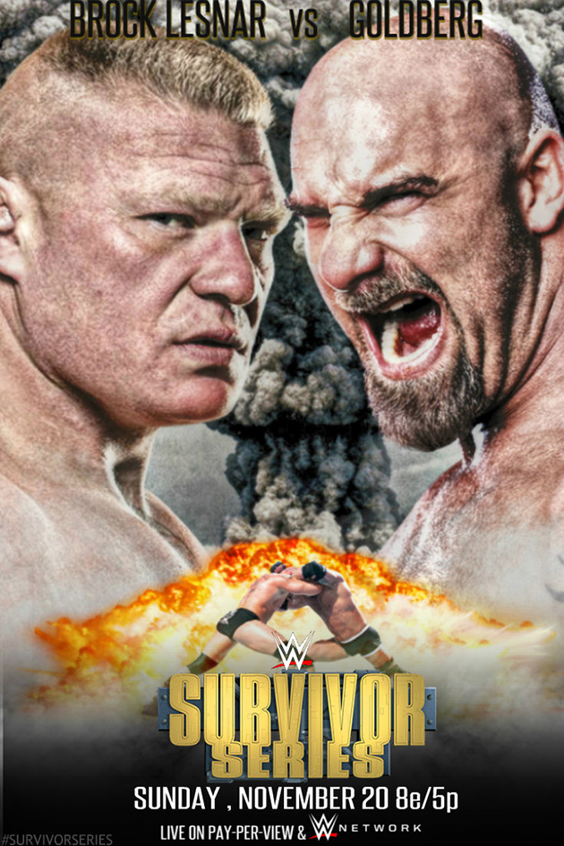 WWE Survivor Series 2016 [2016 USA Show] Sport