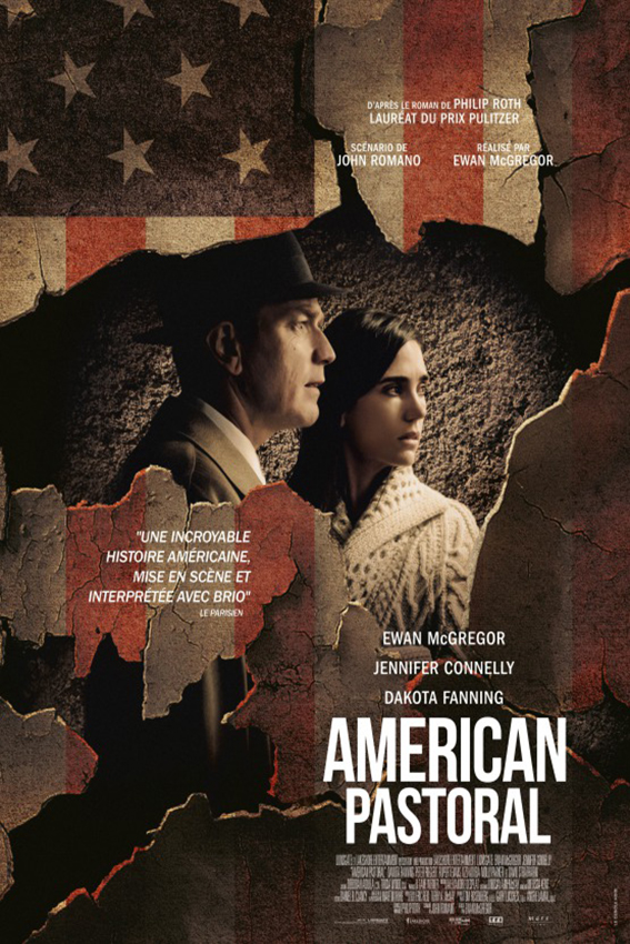 American Pastoral [2016 USA & HK Movie] Crime, Drama