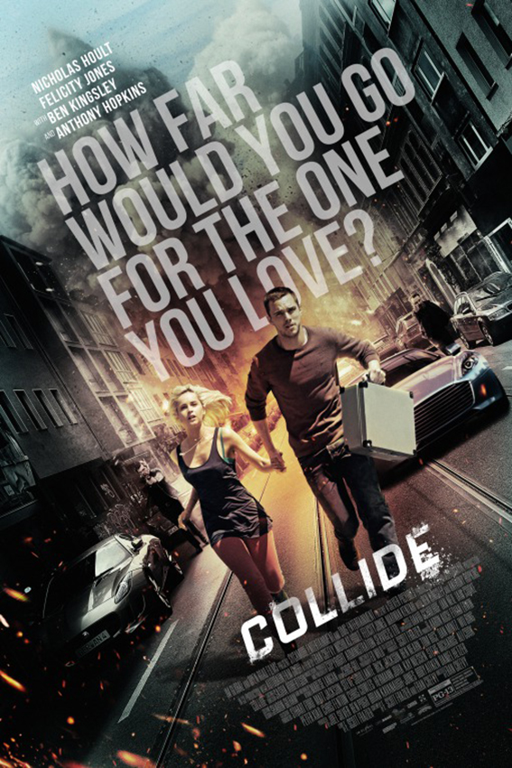 Collide [2016 USA & Germany Movie] Action
