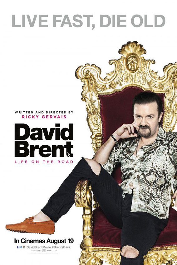 David Brent Life on the Road [2016 USA & UK Movie] Comedy, Musical