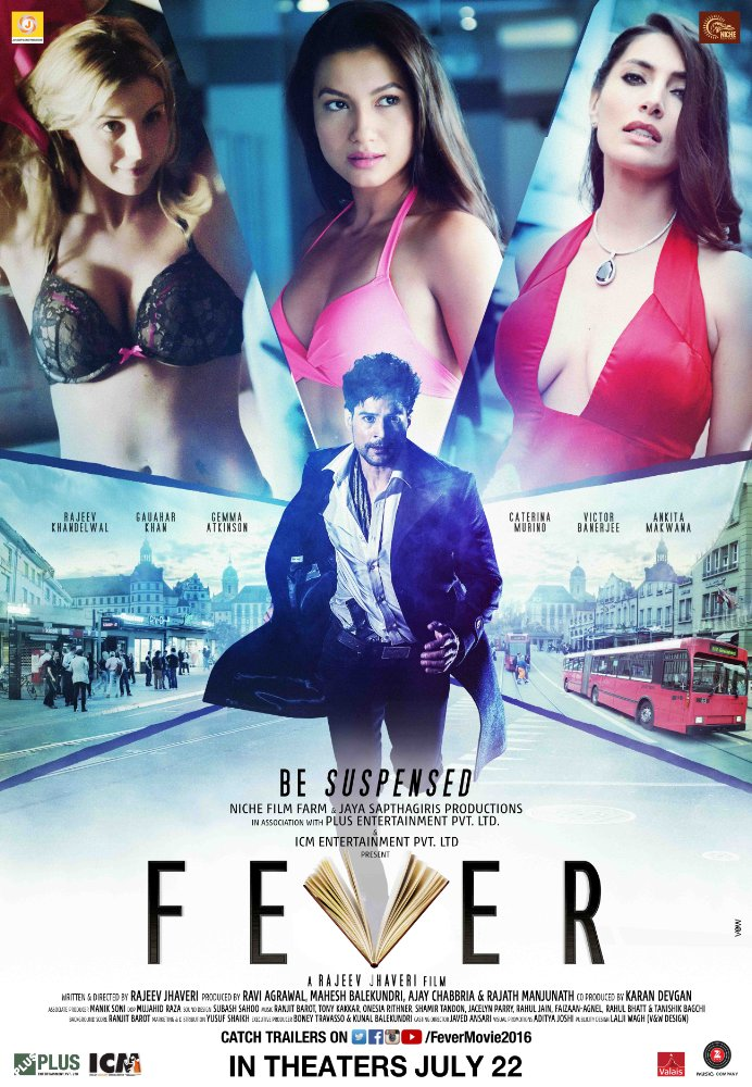 Fever [2016 India Movie] Crime, Mystery