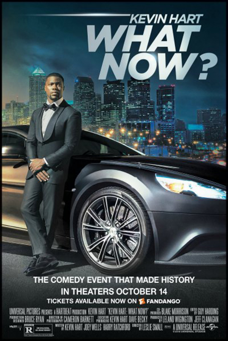 Kevin Hart What Now? [2016 USA Movie] Comedy, Stand Up
