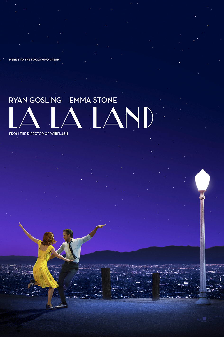 La La Land [2016 USA Movie] Comedy, Drama, Musical