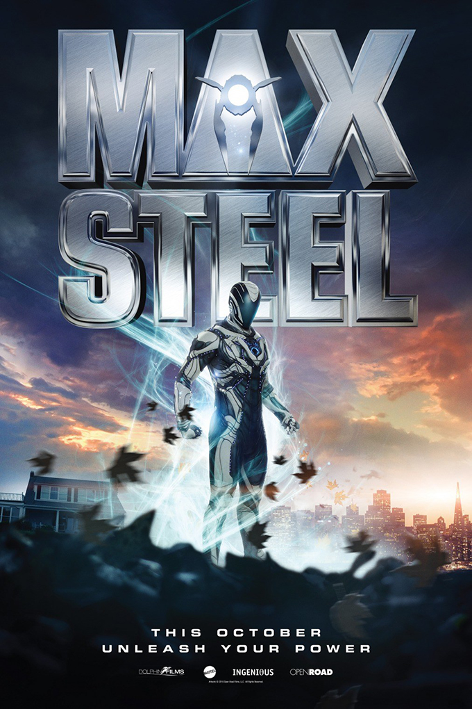 Max Steel [2016 USA Movie] Action, Adventure, Sci Fi