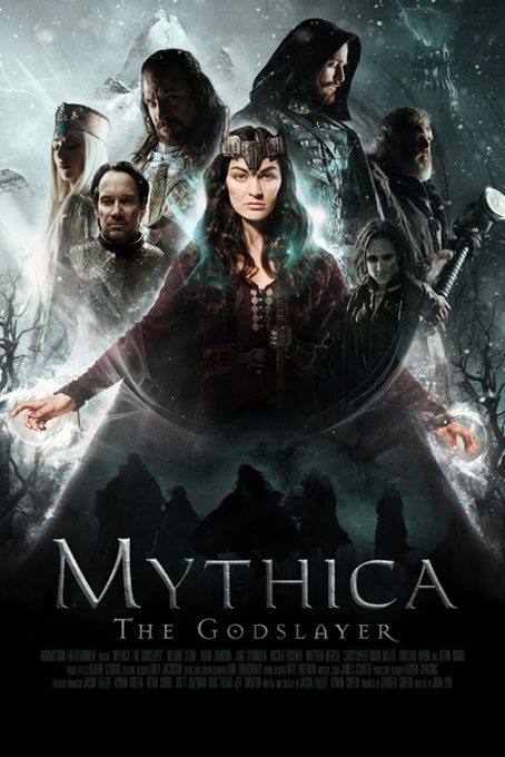 Mythica 5: The Godslayer [2016 USA Movie] Fantasy