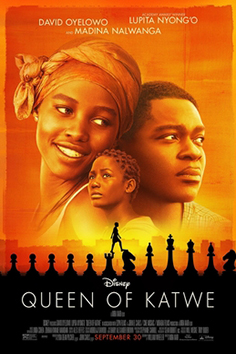 Queen of Katwe [2016 USA Movie] Drama, True Story, Sport