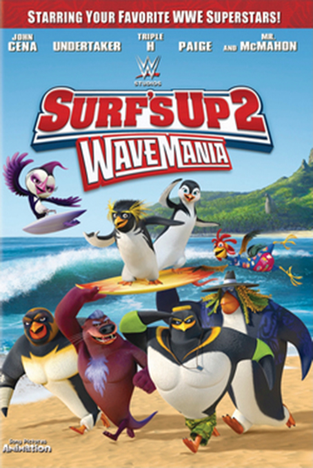 Surf's Up 2: Wavemania [2017 USA Movie] Animation, Family