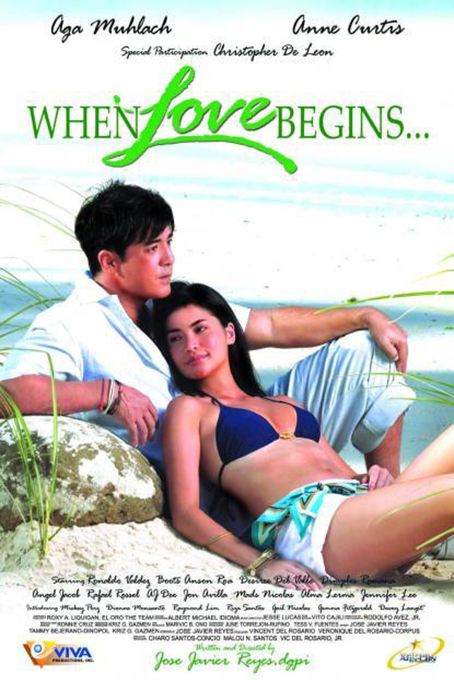 When Love Begins  [2008 Philippines Movie] Romance