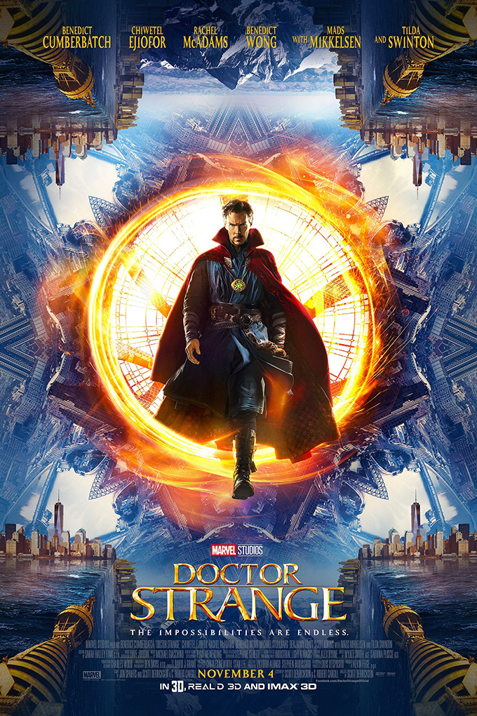 Doctor Strange [2016 USA Movie] Action, Adventure, Fantasy