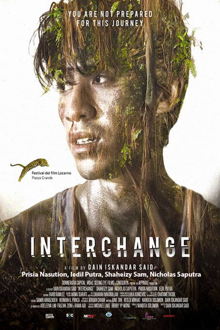 Interchange [2016 Malaysia & Indonesia Movie] Fantasy, Thriller