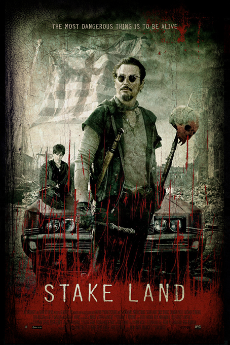 Stake Land [2010 USA Movie] Drama, Horror, Sci Fi