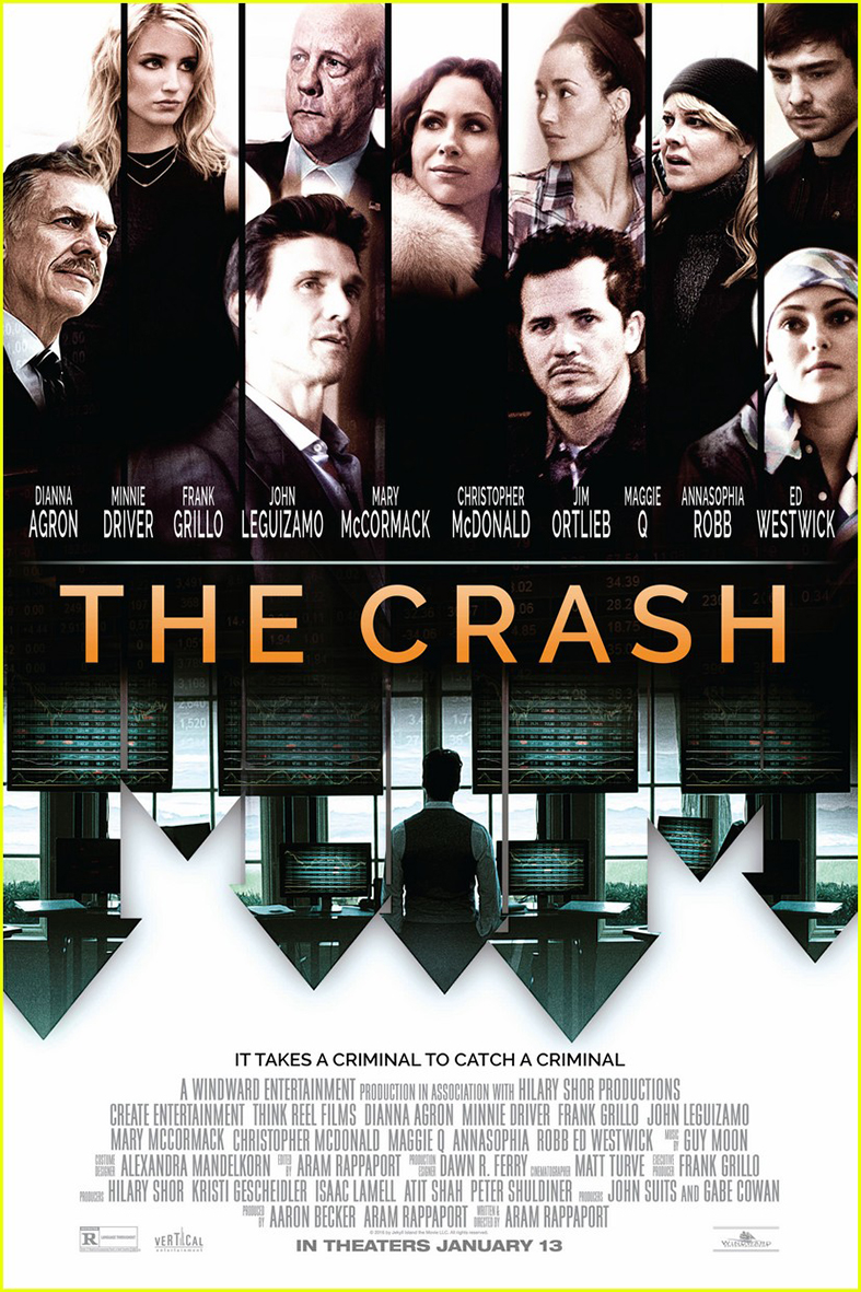 The Crash [2016 USA Movie] Crime, Thriller