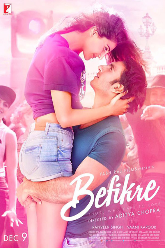 Befikre [2016 India Movie] Drama, Comedy, Romance