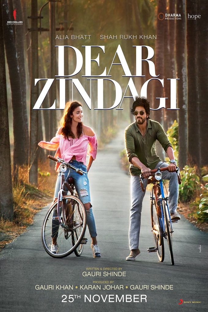 Dear Zindagi [2016 India Movie] Drama, Romance