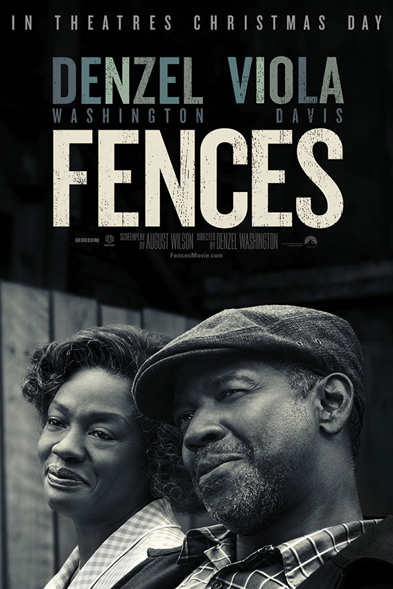 Fences [2016 USA Movie] Drama