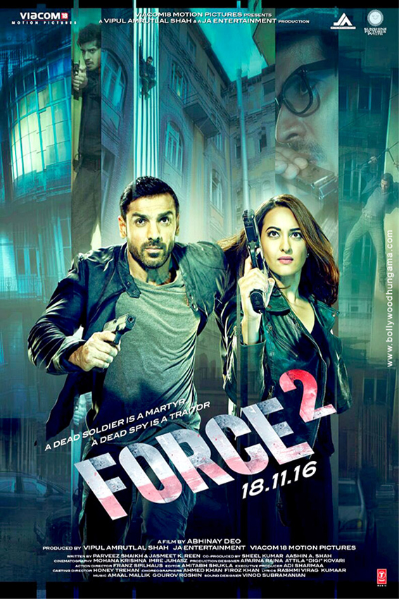 Force 2 [2016 India Movie] Action