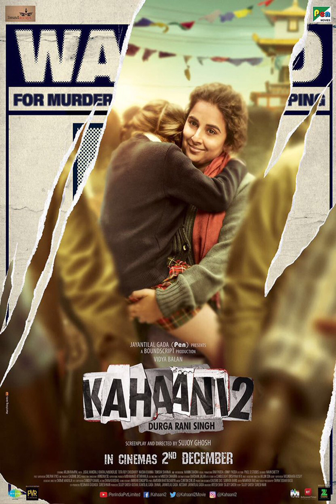 Kahaani 2 [2016 India Movie] Thriller