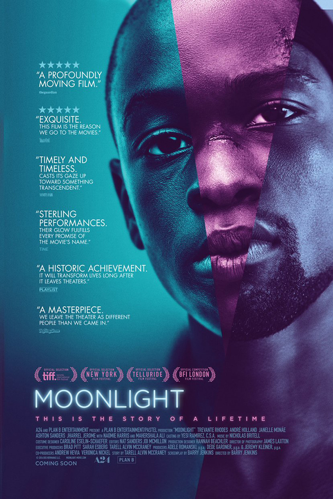 Moonlight [2016 USA Movie] Drama