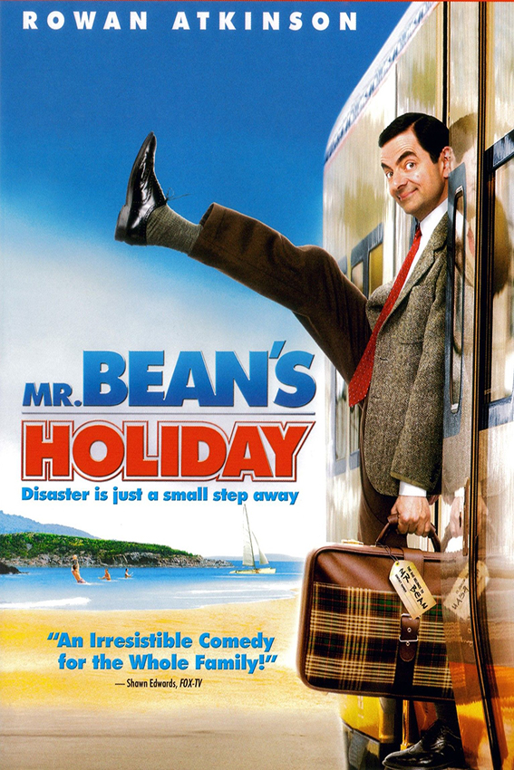 Mr Bean's Holiday [2007 UK Movie] Comedy, Family