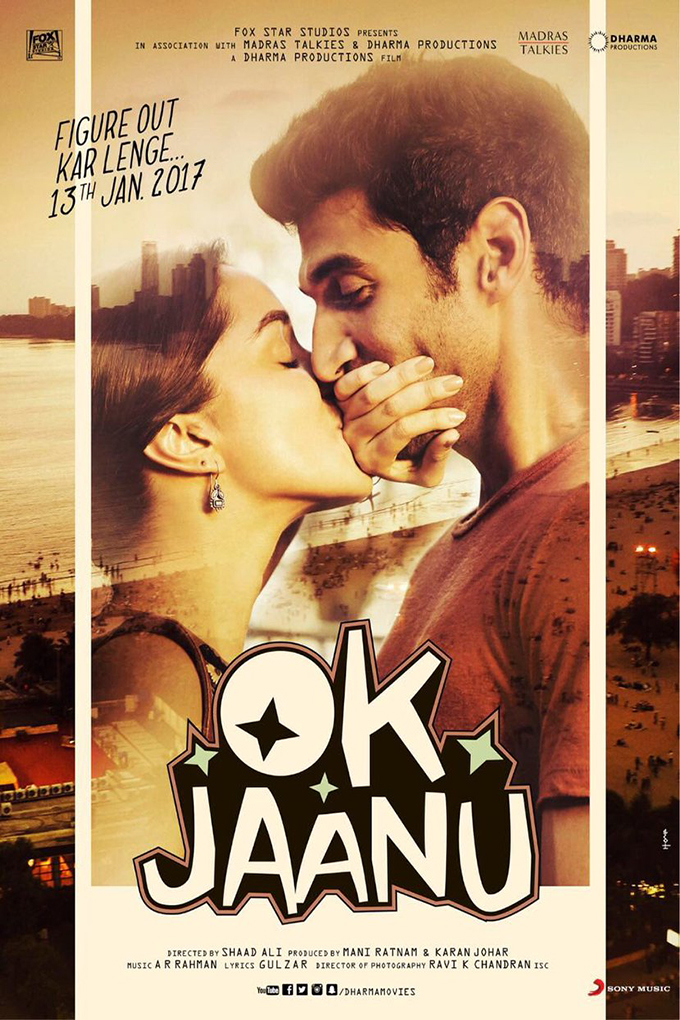 Ok Jaanu [2017 India Movie] Drama, Romance