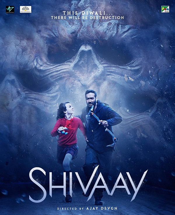 Shivaay [2016 India Movie] Action, Thriller