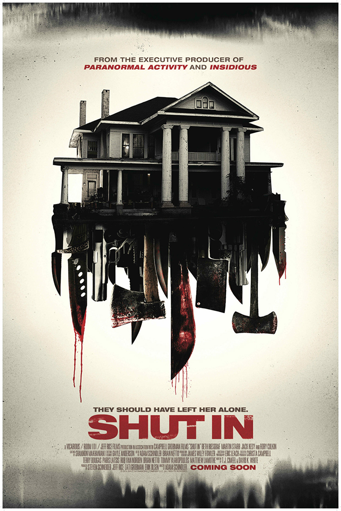 Shut In [2016 France & Canada Movie] Drama, Thriller