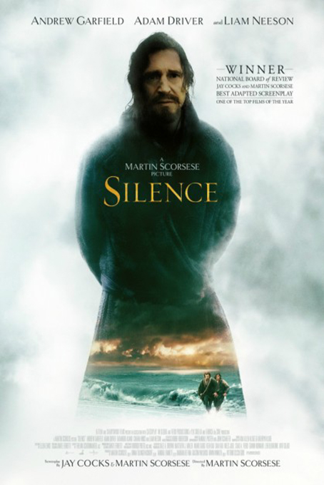Silence [2016 USA, Taiwan & Mexico Movie] Drama, Adventure, True Story