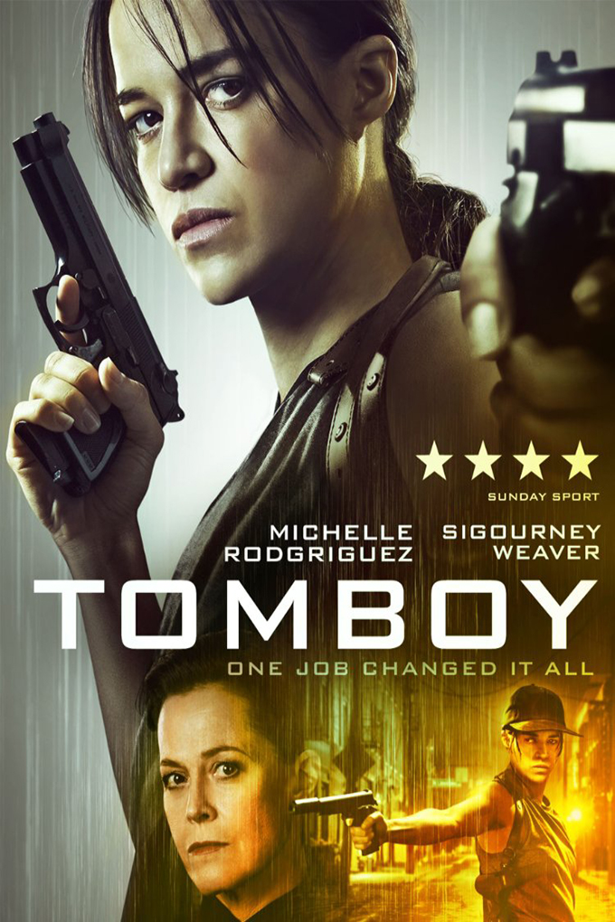 The Assignment aka. Tomboy [2016 USA, Canada & France Movie] Action, Crime, Thriller
