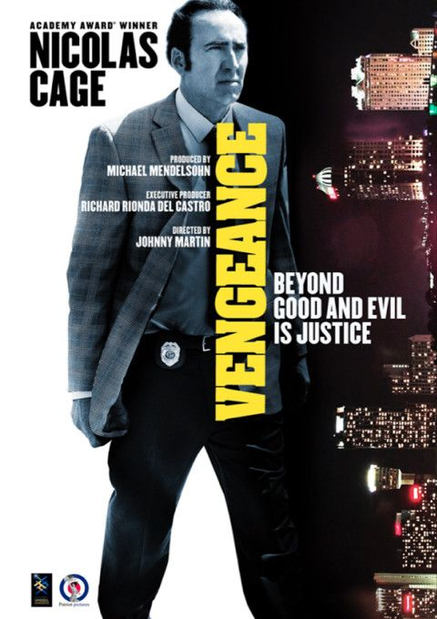 Vengeance: A Love Story [2017 USA Movie] Thriller