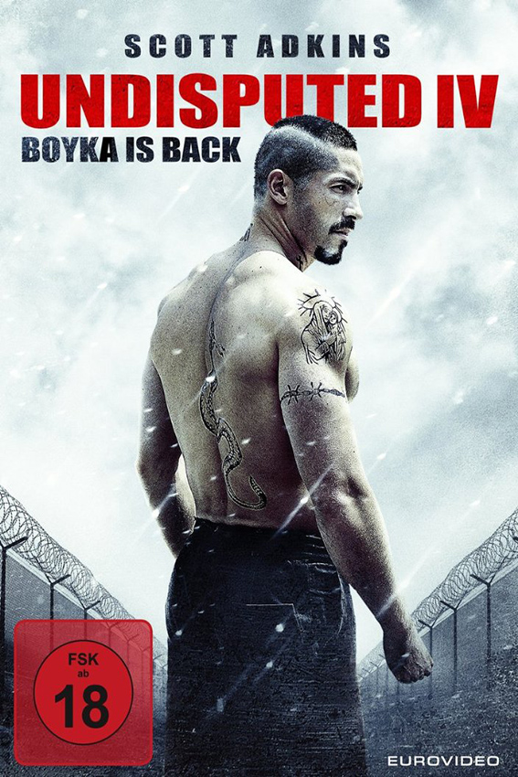 Boyka: Undisputed 4 [2016 Bulgaria Movie] Action