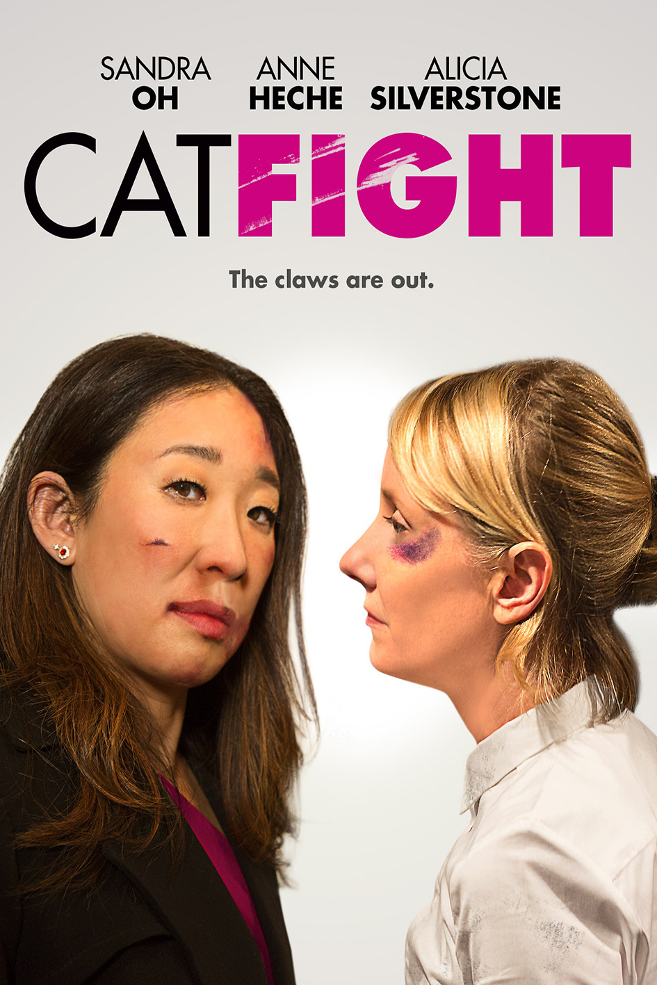 Catfight [2016 USA Movie] Comedy