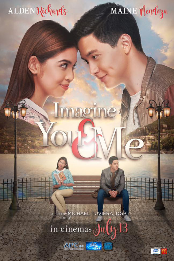 Imagine You & Me [2016 Philippines Movie] Comedy, Drama, Romance