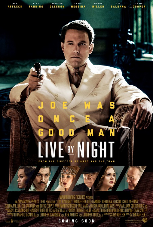 Live By Night [2016 USA Movie] Drama, Crime