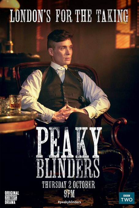 Peaky Blinders SEASON 2 Completed [2013 UK Series]