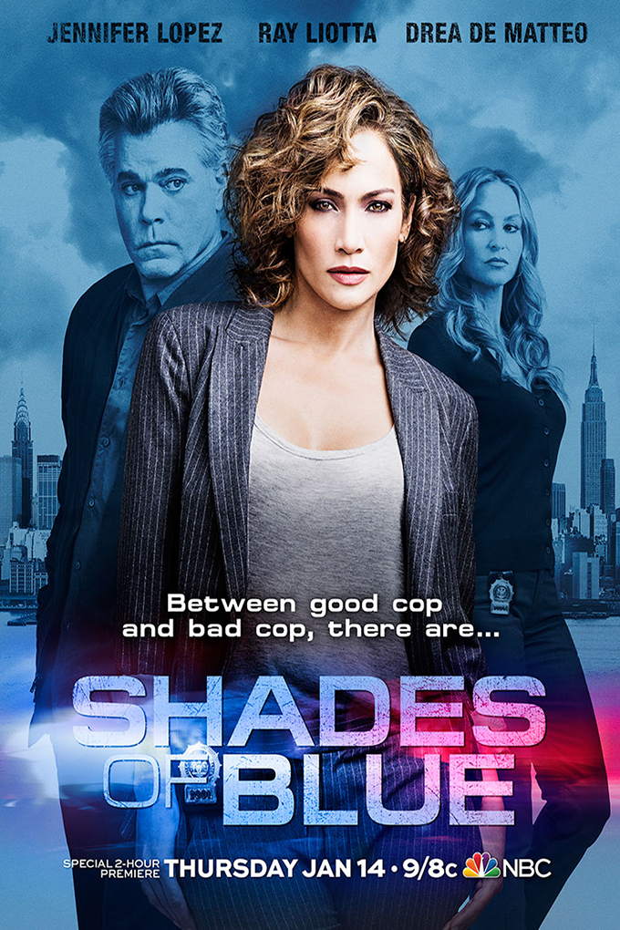 Shades of Blue SEASON 1 Completed [2016 USA Series]