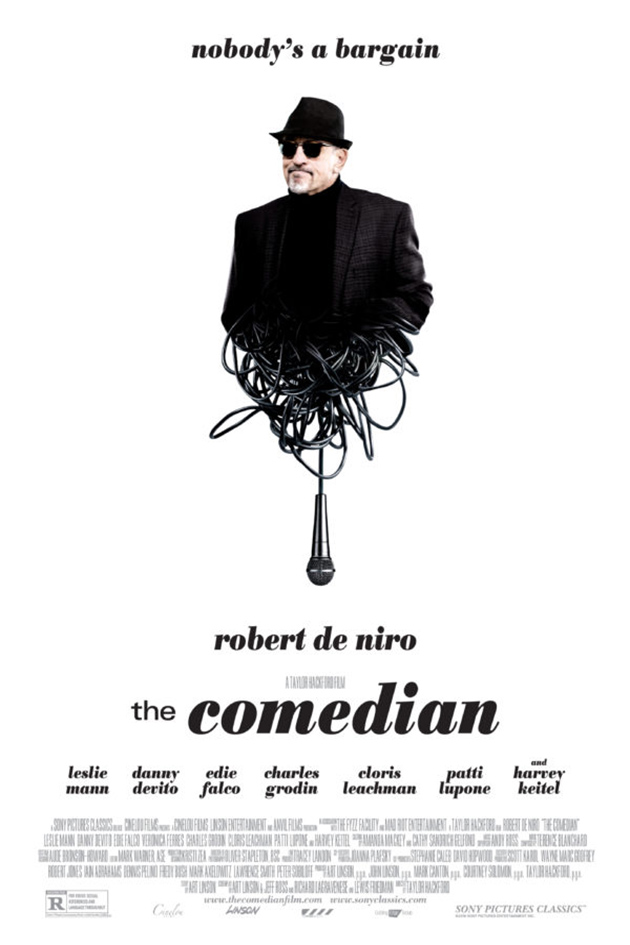 The Comedian 2017 USA Movie Comedy