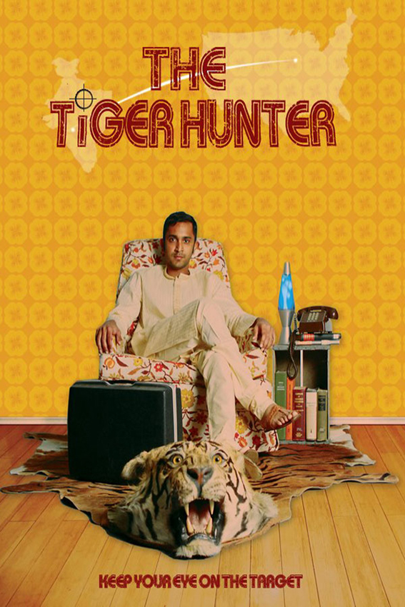The Tiger Hunter [2016 USA Movie] Comedy, Drama