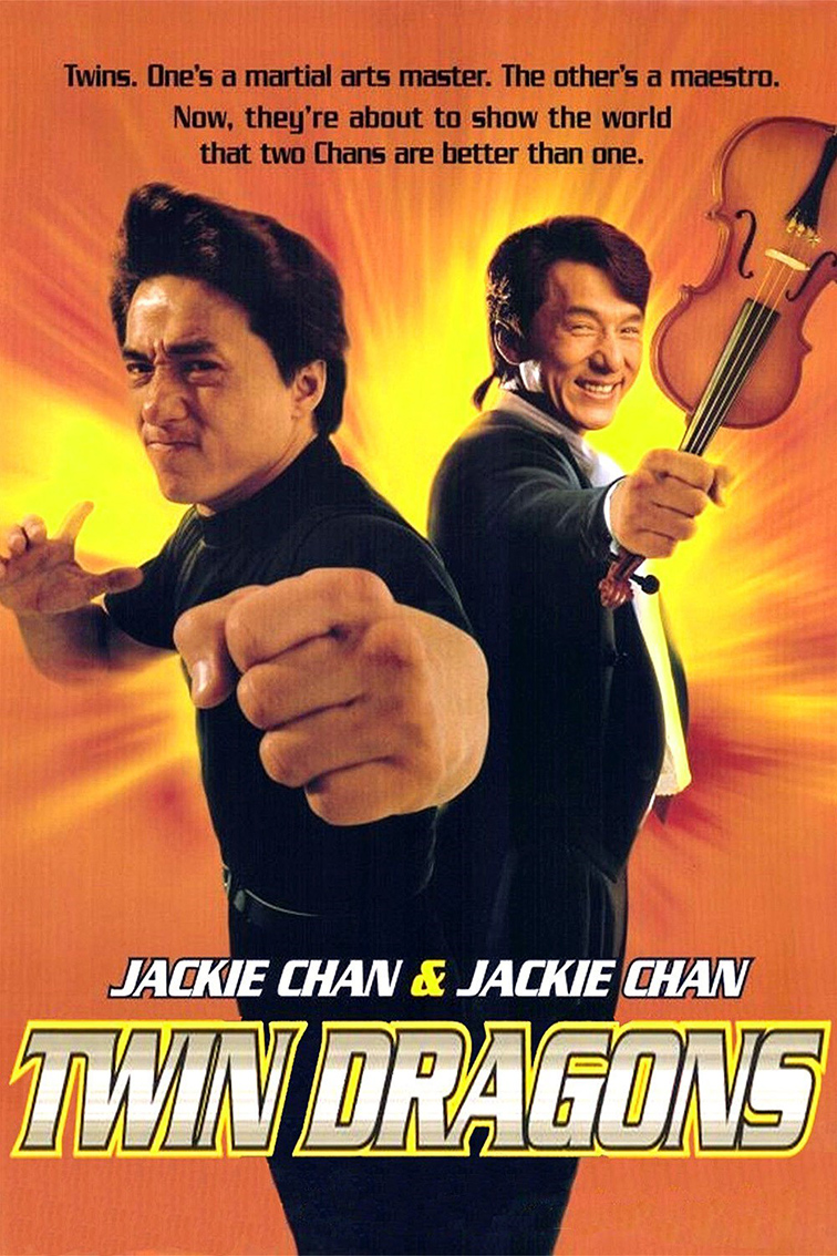 Twin Dragons [1992 HK Movie] Action, Comedy