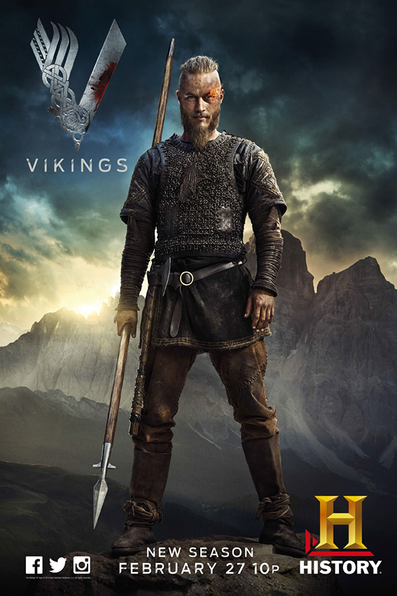 Vikings SEASON 4 Completed [2013 – Current USA Series]
