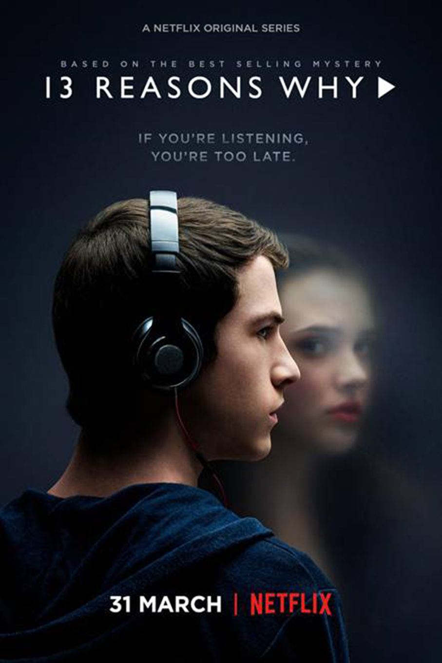 13 Reasons Why SEASON 1 COMPLETE [2017 USA Series]