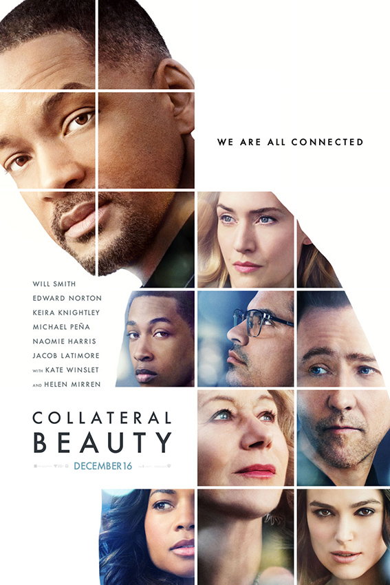 Collateral Beauty [2016 USA Movie] Drama, Romance