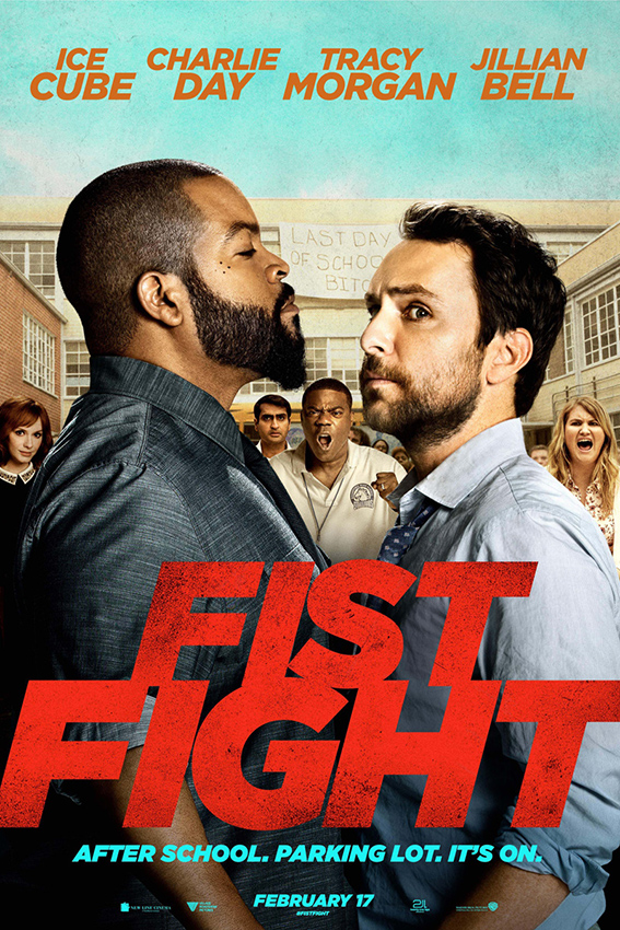Fist Fight [2017 USA Movie] Comedy