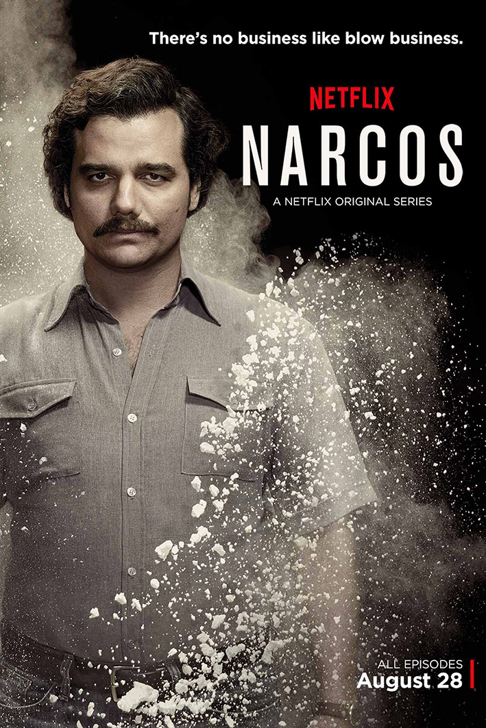Narcos SEASON 2 COMPLETE [2015 – Current USA Series]