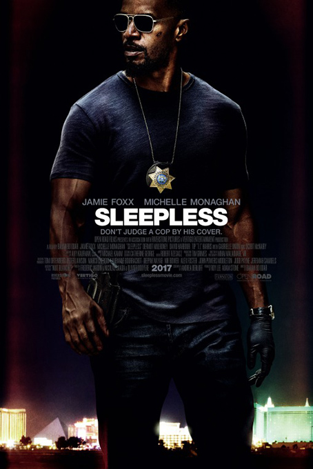 Sleepless [2017 USA Movie] Action, Crime, Thriller