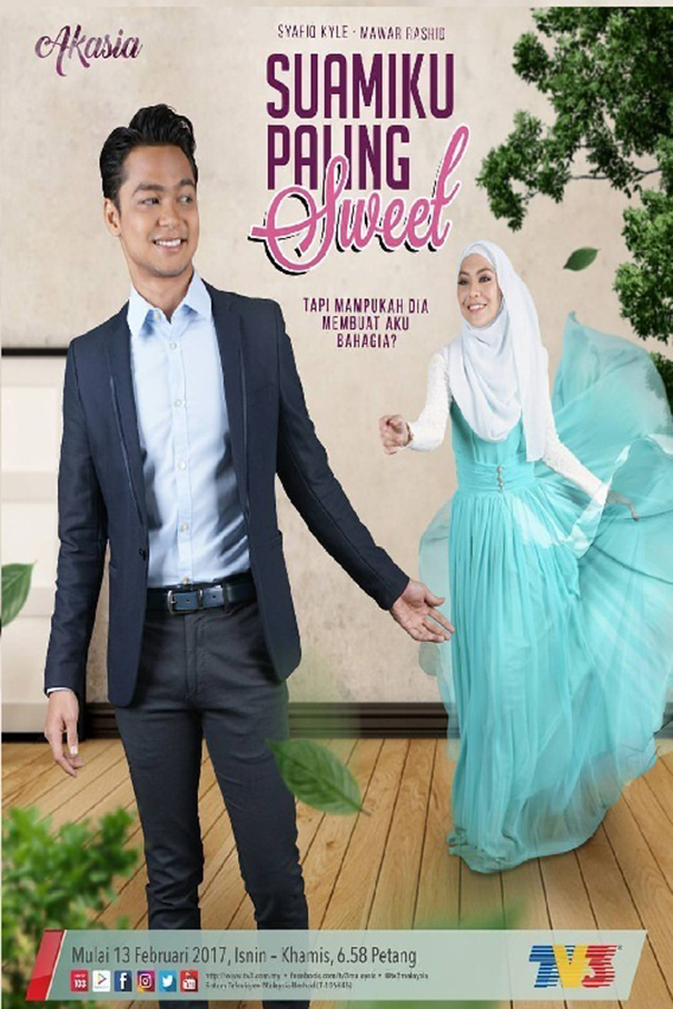 Suamiku Paling Sweet [2017 Malaysia Series] 28 eps END (5)