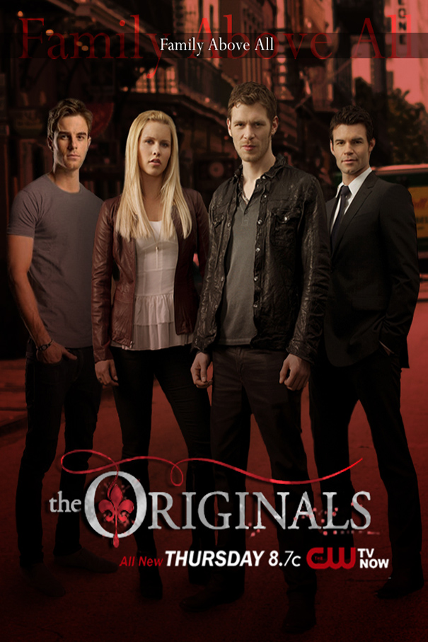 The Originals SEASON 3 COMPLETE  [2013 – Current USA Series]
