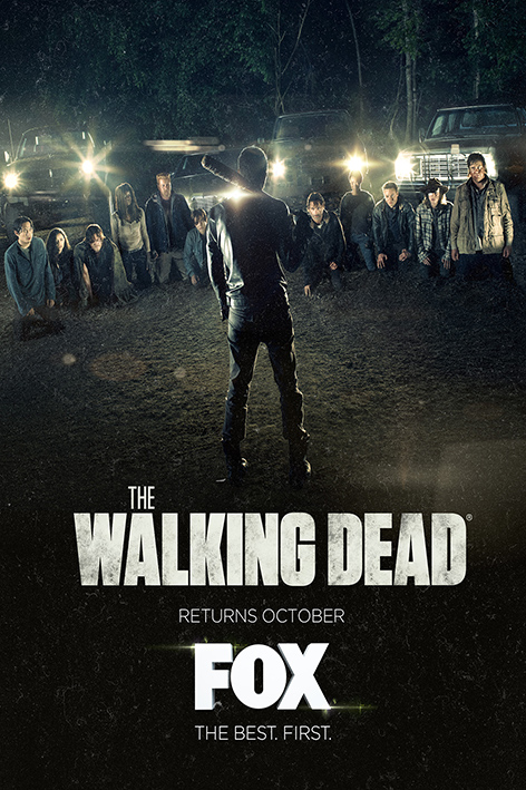 The Walking Dead SEASON 7 Complete [2010 – Current USA Series]