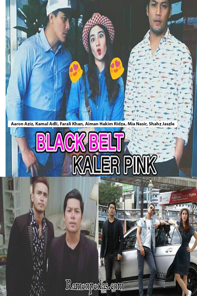 Black Belt Kaler Pink [2017 Malaysia Series] 24 eps END (3)