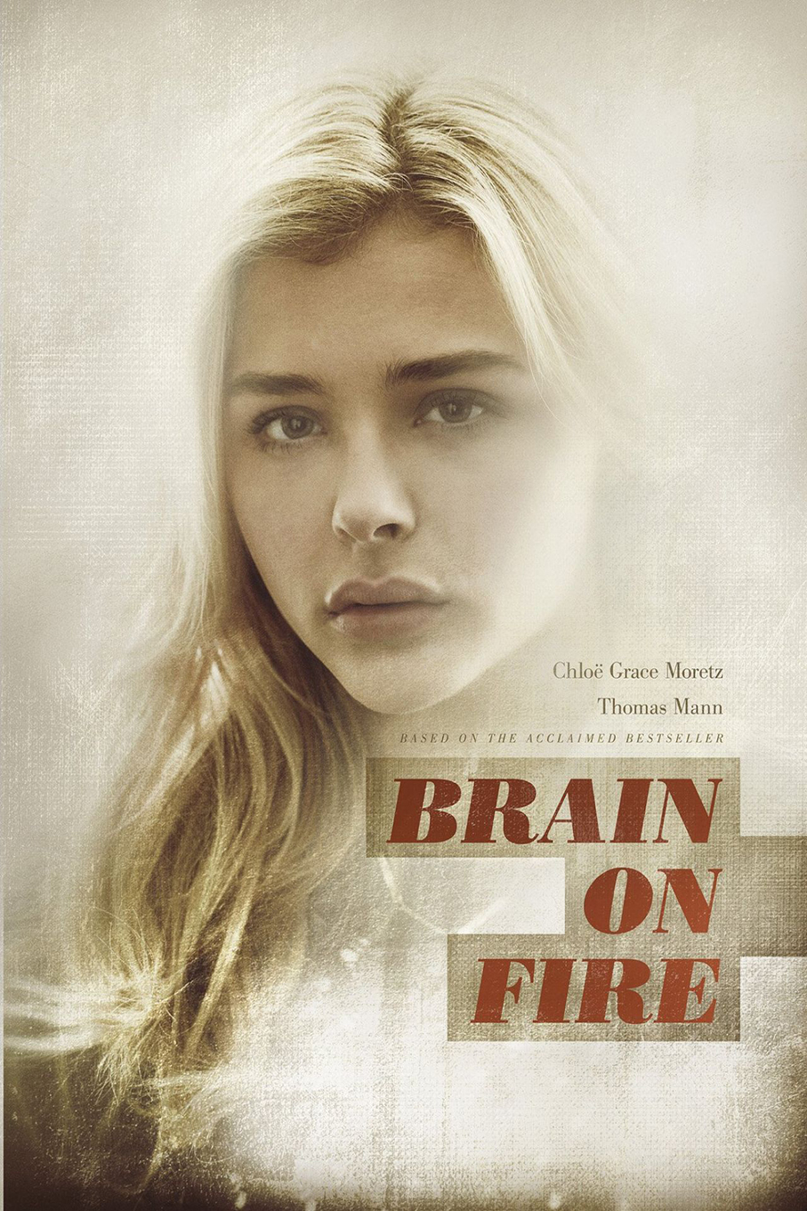 Brain On Fire [2016 Canada & Ireland Movie] Biography, Drama, True Story