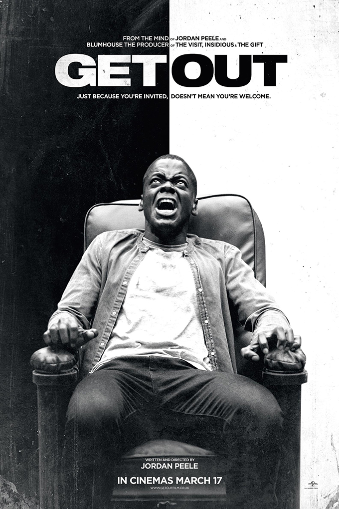 Get Out [2017 USA Movie] Horror, Thriller
